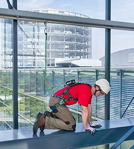 drošības jostas darbam augstumā