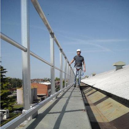 классические решения – монтаж к бетону или другим поверхностям