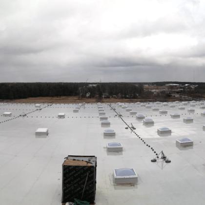 Nepieciešamais ekipējums darbā uz jumta